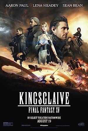 Kingsglaive Final Fantasy XV (2016) • FUNXD.site