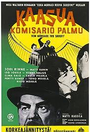 Kaasua, komisario Palmu! Poster