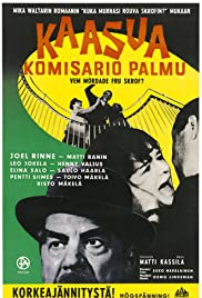 Gas, Inspector Palmu! Poster