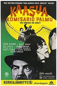 Downloads online movies Kaasua, komisario Palmu! Finland [hddvd]
