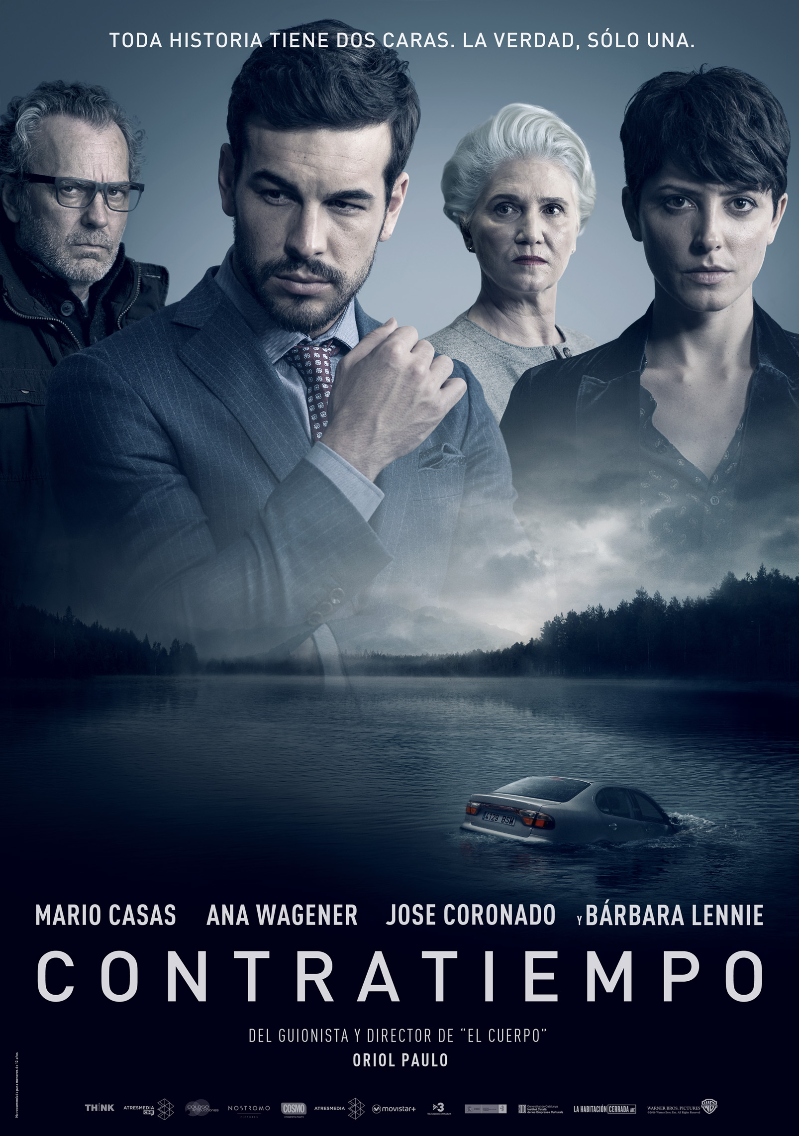 The Invisible Guest (2016) English Movie