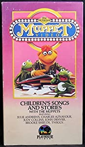 Movies comedy video download Childrens Songs and Stories with the Muppets USA [SATRip]