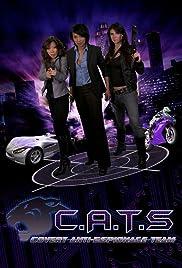 C.A.T.s (Covert Anti-Espionage Team) Poster