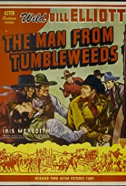 The Man from Tumbleweeds Poster