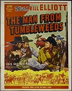 The Man from Tumbleweeds none