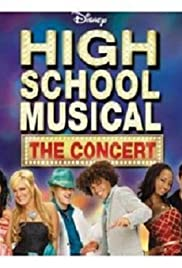 High School Musical Cast: I Can't Take My Eyes Off of You Poster