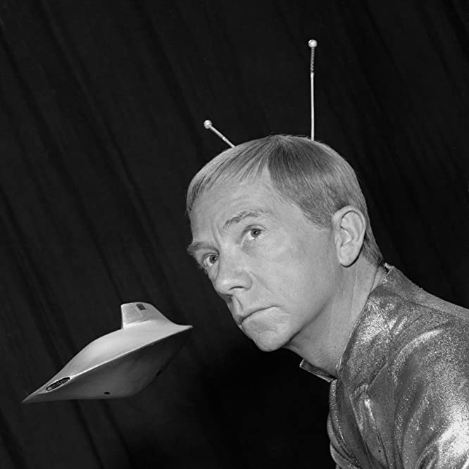 Ray Walston in My Favorite Martian (1963)