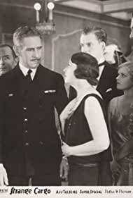 George Barraud, Russell Gleason, Claude King, June Nash, Lee Patrick, and Frank Reicher in Strange Cargo (1929)