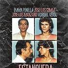 José Luis Gómez and José Luis Manzano in La estanquera de Vallecas (1987)