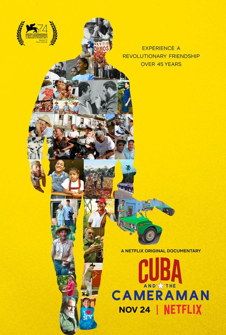 Cuba and the Cameraman (2017) WEBRip 480p & 720p