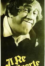 Mario Bonnard, Victor Hugo, and Michel Simon in Il re si diverte (1941)