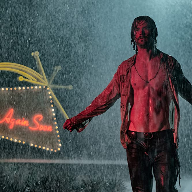Chris Hemsworth in Bad Times at the El Royale (2018)