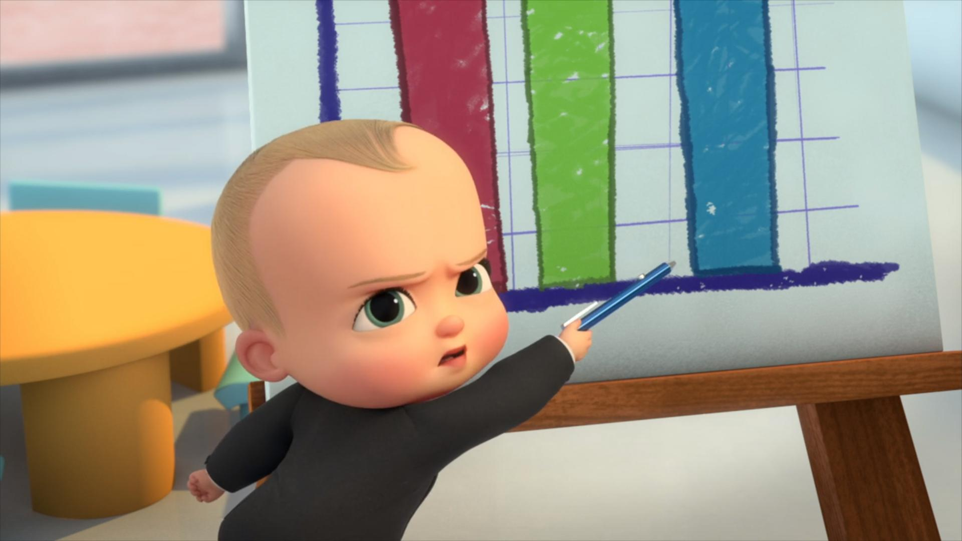 The Boss Baby Back In Business Cat Cop Tv Episode 2018 Imdb