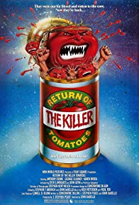 Primary photo for Return of the Killer Tomatoes!