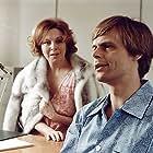 Ulf Pilgaard and Helle Virkner in Pas på ryggen, professor! (1977)