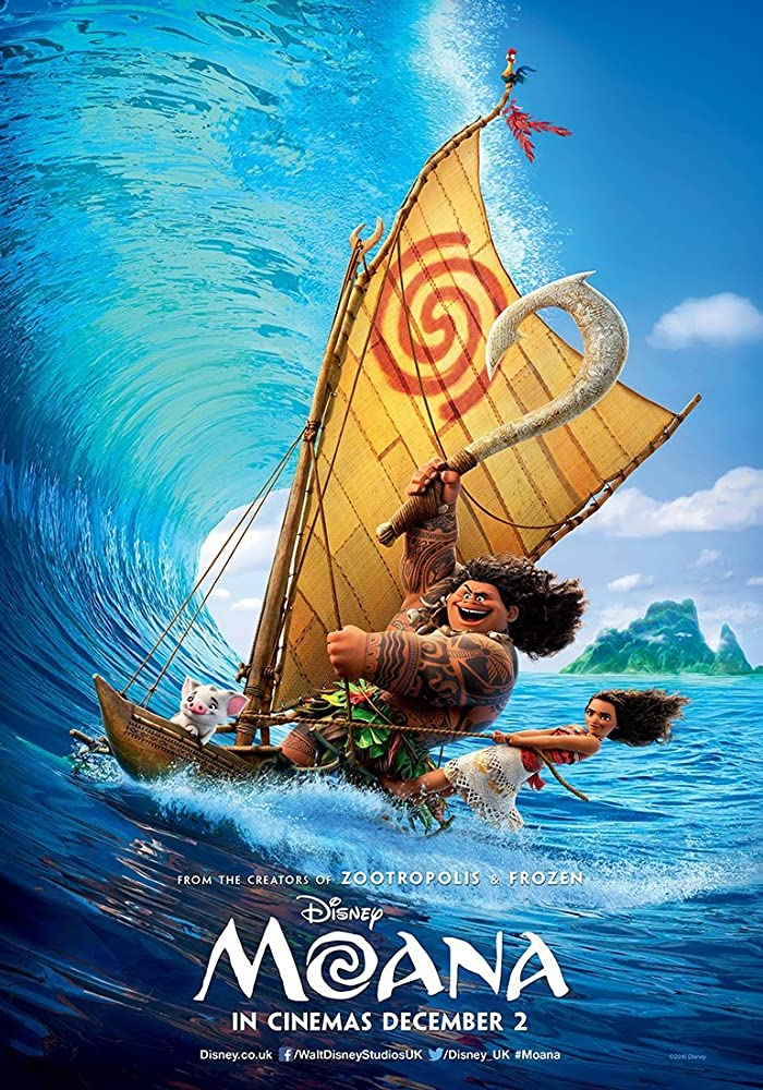 Moana (2020) Bangla Dubbed ORG Movie 720p HDRip 700MB x264 MKV
