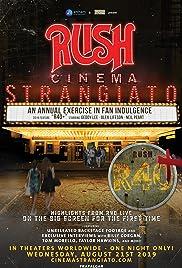 RUSH: Cinema Strangiato 2019 Poster