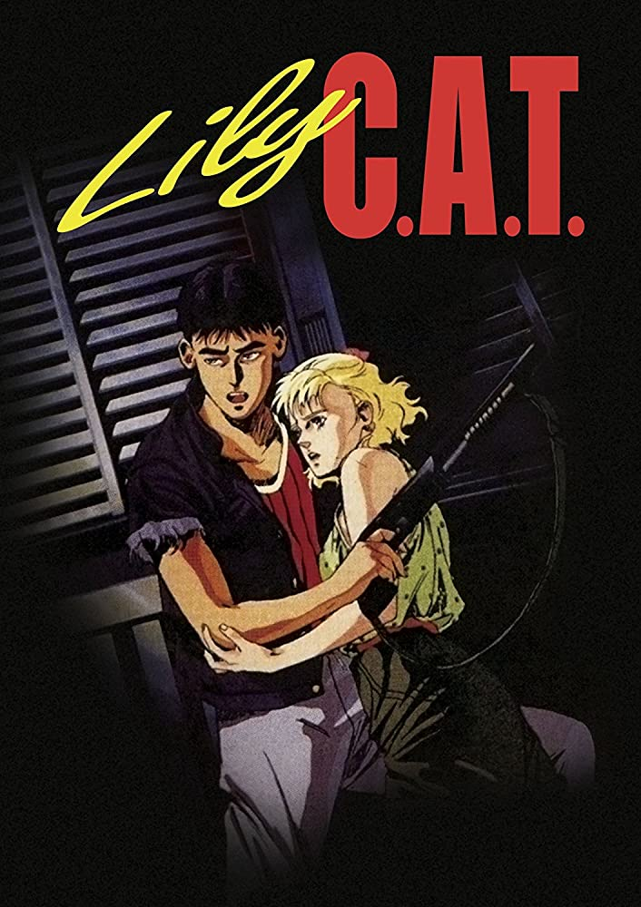 Lily C.A.T. (1987)  Titles: Lily C.A.T.