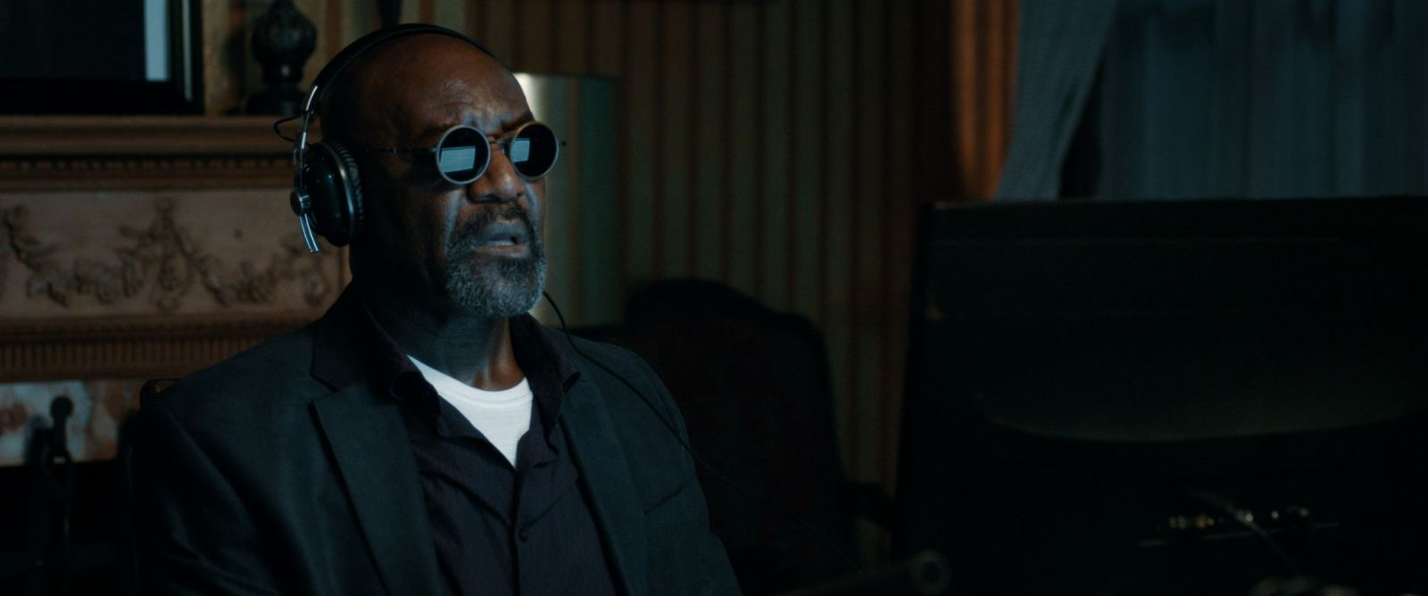 Delroy Lindo in Malicious movie review (2018)