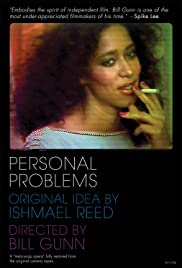 Personal Problems Poster