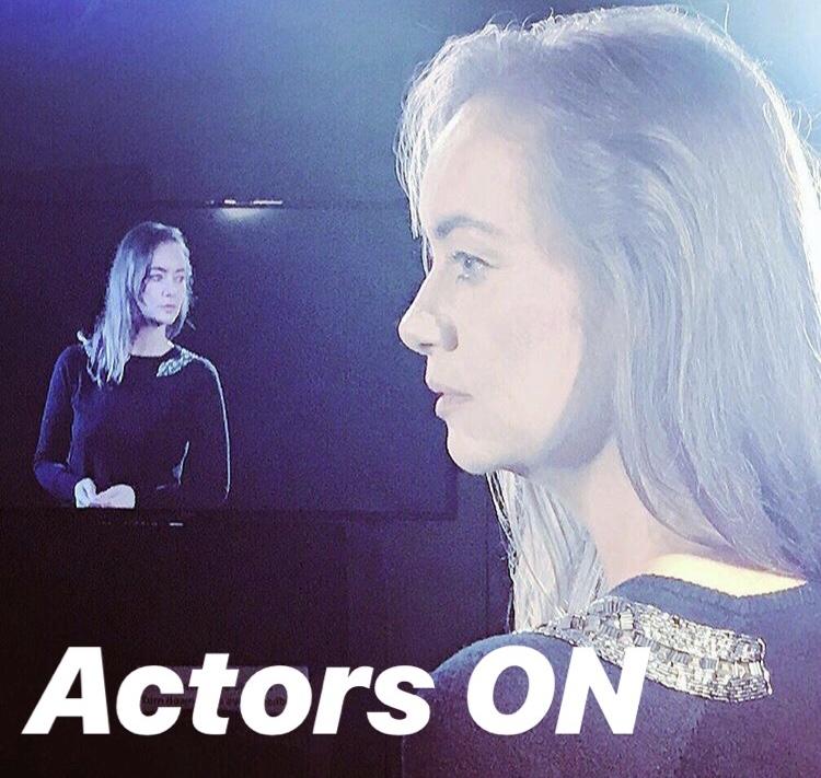 Joanna Pickering in Actors On