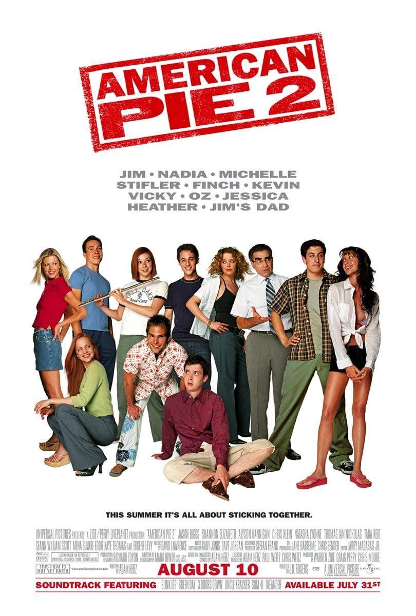 American Pie 2 (2001) Hindi Dubbed