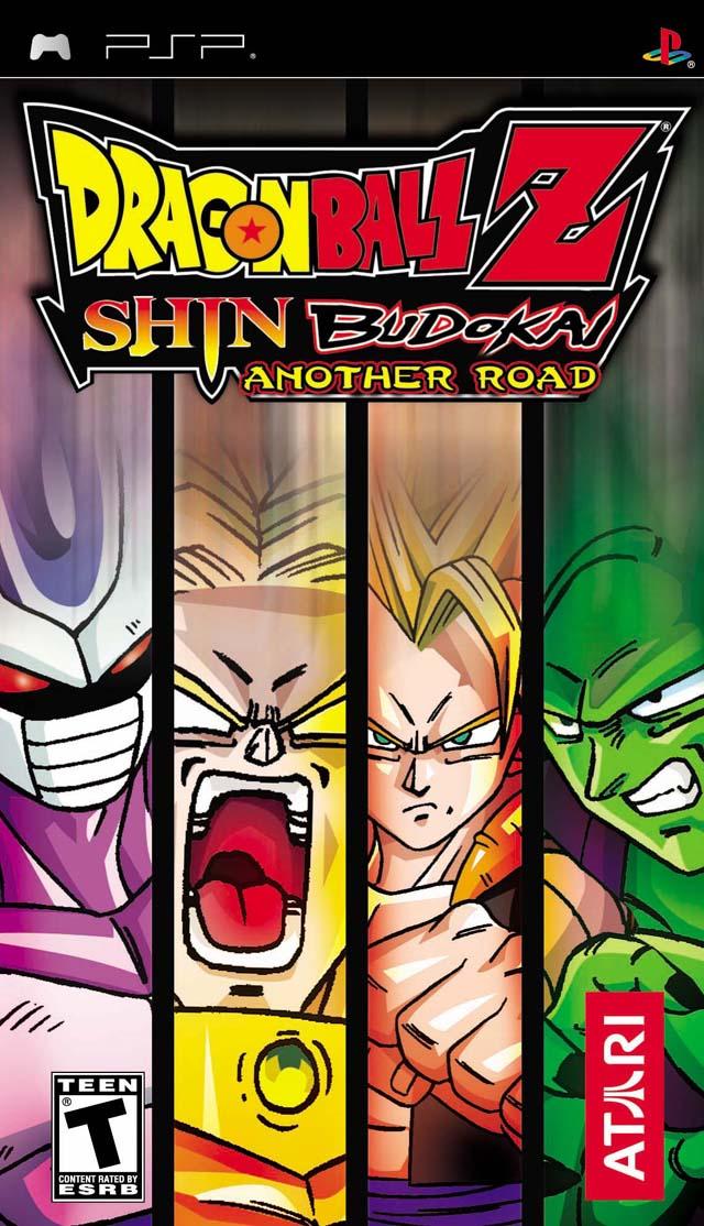 Dragon Ball Z: Shin Budokai - Another Road (Video Game 2007