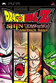 Dragon Ball Z: Shin Budokai - Another Road Poster