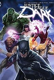 Justice League Dark(2017) Poster - Movie Forum, Cast, Reviews