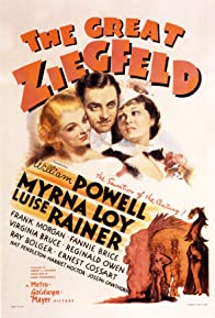 Primary photo for The Great Ziegfeld