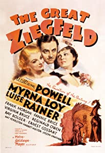 Dvd movie downloads for free The Great Ziegfeld [640x360]