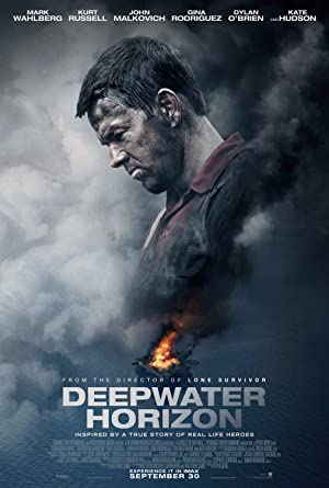 Deep Water Horizon Poster