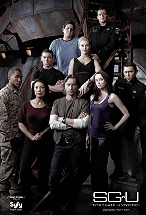 Where to stream SGU Stargate Universe