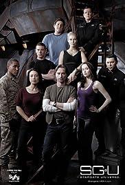 SGU Stargate Universe (2009-2011)