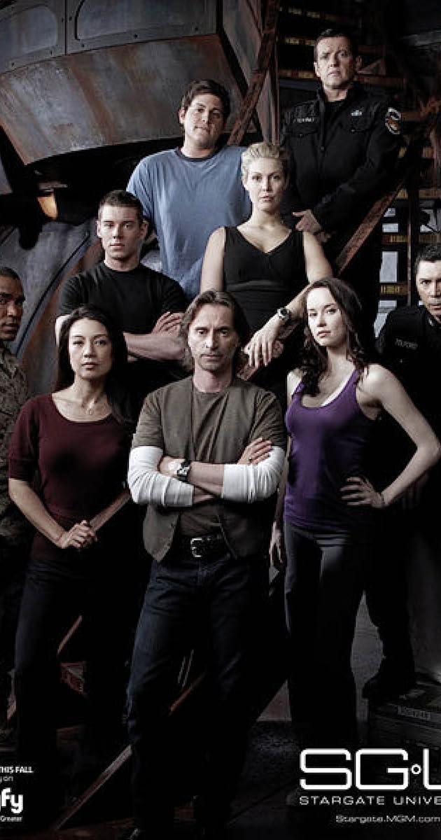 Stargate Universe Tv Series 2009 2011 Imdb