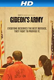 Gideon's Army (2013) Poster - Movie Forum, Cast, Reviews
