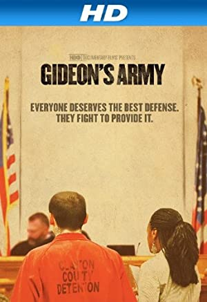Gideon's Army (2013)