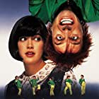Phoebe Cates and Rik Mayall in Drop Dead Fred (1991)