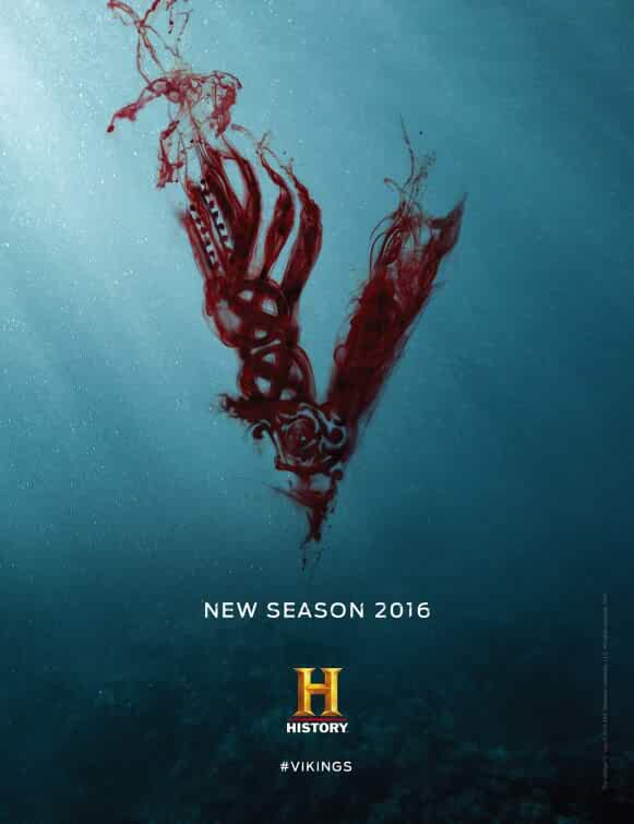 Vikings (2015) Season 3 Hindi Dubbed