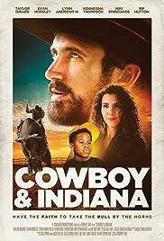 Cowboy & Indiana Poster