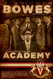 Bowes Academy Poster