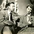 Dennis O'Keefe and Ann Sheridan in Woman on the Run (1950)