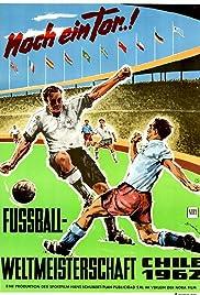 Fußballweltmeisterschaft Chile 1962 Poster