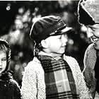 Björn Gustafson, Jan Ohlsson, and Lena Wisborg in Emil och griseknoen (1973)