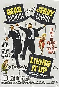 Living It Up (1954) Poster - Movie Forum, Cast, Reviews