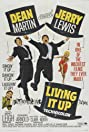 Living It Up (1954) Poster
