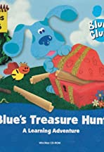 Blue's Treasure Hunt