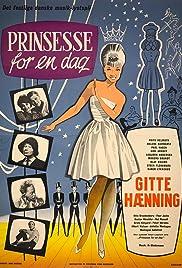 Prinsesse for en dag Poster