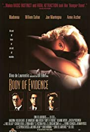 Madonna body of evidence full movie