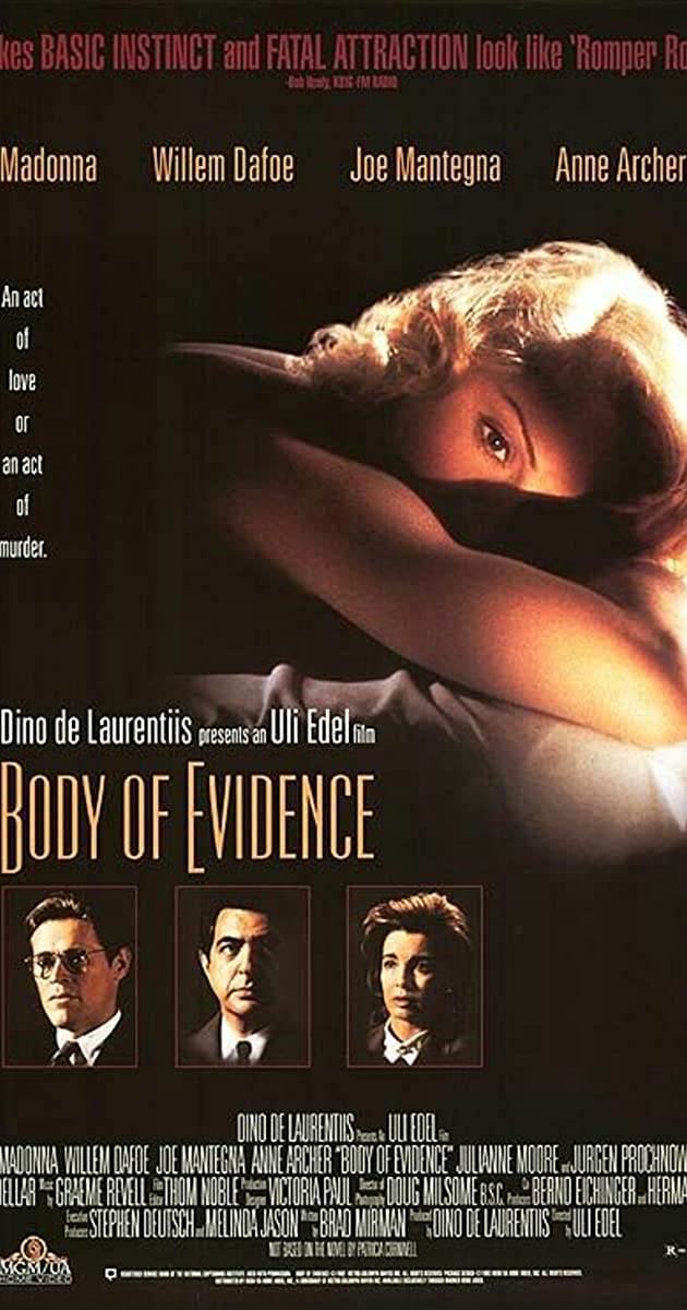Subtitle of Body of Evidence